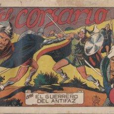 Tebeos: EL GUERRERO DEL ANTIFAZ Nº 64: EL CORSARIO. Lote 206987305