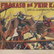 Tebeos: EL GUERRERO DEL ANTIFAZ Nº 72: EL FRACASO DE YEIR KAN. Lote 206987502