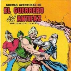 Tebeos: EL GUERRERO DEL ANTIFAZ- NUEVAS AVENTURAS- Nº 82 -MOHAMED EL NEGRO -1980-CORRECTO-DIFÍCIL-LEAN-3486. Lote 207028962