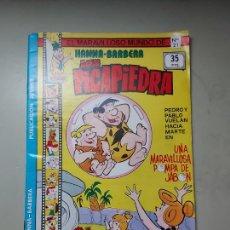 Tebeos: CÓMIC TEBEO LOS PICAPIEDRA Nº 21. HANNA-BARBERA. 1979. EDITORIAL VALENCIANA.. Lote 207033838