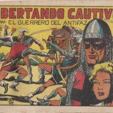 Tebeos: EL GUERRERO DEL ANTIFAZ Nº 73: LIBERTANDO CAUTIVOS. Lote 207084767