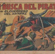 Tebeos: EL GUERRERO DEL ANTIFAZ Nº 75: EN BUSCA DEL PIRATA. Lote 207085013