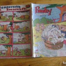 Tebeos: PUMBY 63 BUEN ESTADO PARA EDAD CAJA 7. Lote 207114176