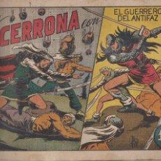 Tebeos: EL GUERRERO DEL ANTIFAZ Nº 86: LA ENCERRONA. Lote 207192926