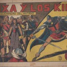 Tebeos: EL GUERRERO DEL ANTIFAZ Nº 88: AIXA Y LOS KIR. Lote 207193090