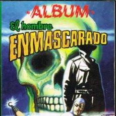 Tebeos: EL HOMBRE ENMASCARADO ALBUM 4 (CONTIENE LOS NUMEROS 31 AL 34). Lote 207195540