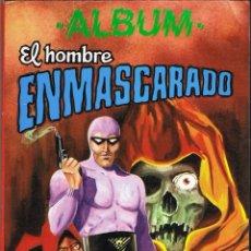 Tebeos: EL HOMBRE ENMASCARADO ALBUM 6 (CONTIENE LOS NUMEROS 39 AL 42). Lote 207195600