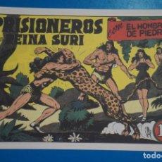 Tebeos: COMIC DE PURK EL HOMBRE DE PIEDRA PRISIONEROS DE LA REINA SURI Nº 2 EDITORIAL VALENCIANA***LOTE 4 C. Lote 207198678