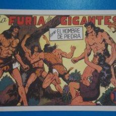 Tebeos: COMIC DE PURK EL HOMBRE DE PIEDRA LA FURIA DE LOS GIGANTES Nº 3 EDITORIAL VALENCIANA***LOTE 4 C. Lote 207198813