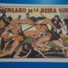 Tebeos: COMIC DE PURK EL HOMBRE DE PIEDRA EL ENGAÑO DE LA REINA SURI Nº 4 EDITORIAL VALENCIANA***LOTE 20 A. Lote 207199080
