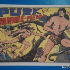 Livros de Banda Desenhada: COMIC DE PURK EL HOMBRE DE PIEDRA Nº 1 EDITORIAL VALENCIANA***LOTE 20 B. Lote 207199737