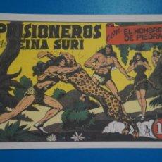 Livros de Banda Desenhada: COMIC DE PURK EL HOMBRE DE PIEDRA PRISIONEROS DE LA REINA SURI Nº 2 EDITORIAL VALENCIANA***LOTE 20 B. Lote 207199853