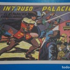 Tebeos: COMIC DE EL ESPADACHIN ENMASCARADO EL INTRUSO EN PALACIO Nº 2 EDITORIAL VALENCIANA*** LOTE 20 A. Lote 207200615