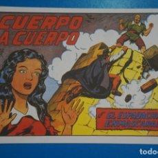 Tebeos: COMIC DE EL ESPADACHIN ENMASCARADO CUERPO A CUERPO Nº 5 EDITORIAL VALENCIANA*** LOTE 20 A. Lote 207201138