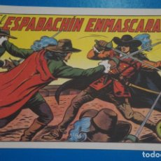 Tebeos: COMIC DE EL ESPADACHIN ENMASCARADO Nº 1 EDITORIAL VALENCIANA*** LOTE 20 B. Lote 207201852