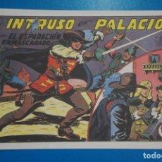 Tebeos: COMIC DE EL ESPADACHIN ENMASCARADO EL INTRUSO EN PALACIO Nº 2 EDITORIAL VALENCIANA*** LOTE 20 B. Lote 207201927