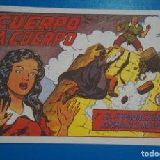Tebeos: COMIC DE EL ESPADACHIN ENMASCARADO CUERPO A CUERPO Nº 5 EDITORIAL VALENCIANA*** LOTE 20 B. Lote 207202151