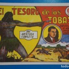 Tebeos: COMIC DE ROBERTO ALCAZAR EL TESORO DE LOS TOBAS Nº 4 EDITORIAL VALENCIANA*** LOTE 20 A. Lote 207203277