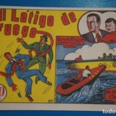 Tebeos: COMIC DE ROBERTO ALCAZAR EL LATIGO DE FUEGO Nº 8 EDITORIAL VALENCIANA*** LOTE 20 A. Lote 207203768