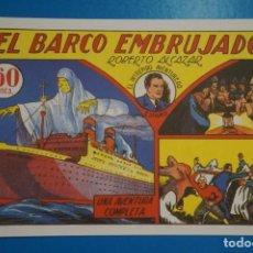 Tebeos: COMIC DE ROBERTO ALCAZAR EL BARCO EMBRUJADO Nº 2 EDITORIAL VALENCIANA*** LOTE 20 B. Lote 207204026