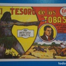 Tebeos: COMIC DE ROBERTO ALCAZAR EL TESORO DE LOS TOBAS Nº 4 EDITORIAL VALENCIANA*** LOTE 20 B. Lote 207204183