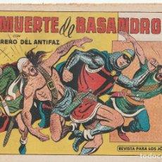 Tebeos: EL GUERRERO DEL ANTIFAZ Nº 475. ORIGINAL. 2 PESETAS. Lote 207215648