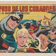 Tebeos: EL GUERRERO DEL ANTIFAZ Nº 480. ORIGINAL. 2 PESETAS. Lote 207215937