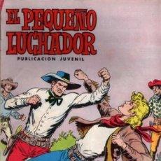 Tebeos: EL PEQUEÑO LUCHADOR-SELECCIÓN AVENTURERA- Nº 36 -EL CAMPEÓN-1977-DIFÍCIL-CORRECTO-LEAN-3496. Lote 207230206
