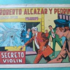 Tebeos: ROBERTO ALCÁZAR Y PEDRIN. EL SECRETO DEL VIOLIN N°992. Lote 207325263