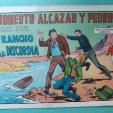 Tebeos: ROBERTO ALCÁZAR Y PEDRIN. EL RANCHO DE LA DISCORDIA N°995. Lote 207325863