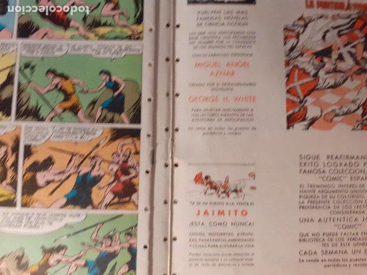 Tebeos: PURK EL HOMBRE DE PIEDRA-SELECCIÓN AVENTURERA- Nº 19 -GRAN M. GAGO-1974-CORRECTO-LEAN-3515 - Foto 5 - 207387727