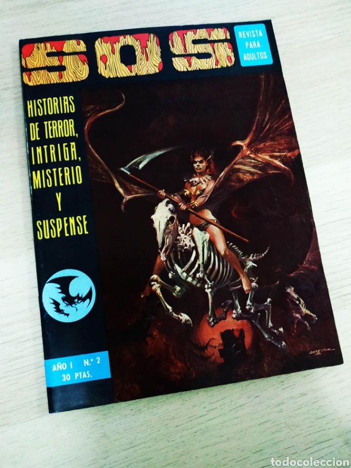 EXCELENTE ESTADO SOS 2 VALENCIANA (Tebeos y Comics - Valenciana - S.O.S)