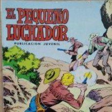 Tebeos: COLECCION COMPLETA 87 NUMEROSENCAUDERNADA EN TRES TOMOS DE EL PEQUEÑO LUCHADOR. Lote 207912362