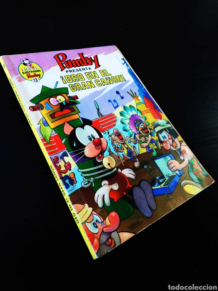 MUY BUEN ESTADO PUMBY 13 LIBROS ILUSTRADOS VALENCIANA (Tebeos y Comics - Valenciana - Pumby)