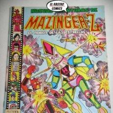 Tebeos: MAZINGER Z Nº 4, CON RECORTABLE, NUEVAS AVENTURAS DE, ED. VALENCIANA, AÑO 1979, OFERTA!! 6B. Lote 208062988
