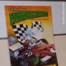 Livros de Banda Desenhada: EL HOMBRE ENMASCARADO Nº 14 GRAND PRIX - VALENCIANA. Lote 208091520