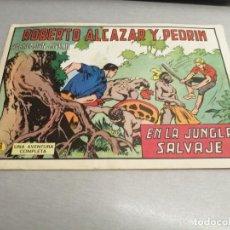 Giornalini: ROBERTO ALCÁZAR Y PEDRÍN Nº 1202 / VALENCIANA ORIGINAL. Lote 208297630