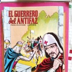 Livros de Banda Desenhada: EL GUERRERO DEL ANTIFAZ 335 CJ1. Lote 208363108