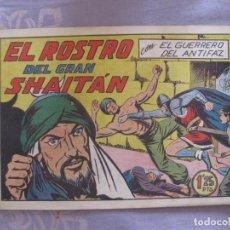 Tebeos: EL GUERRERO DEL ANTIFAZ Nº 151 ED. VALENCIANA.. Lote 208461000