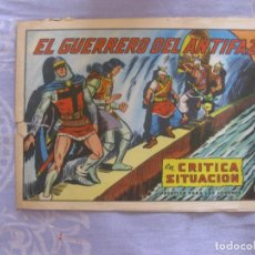 Tebeos: EL GUERRERO DEL ANTIFAZ Nº 603 ED. VALENCIANA.. Lote 208461078