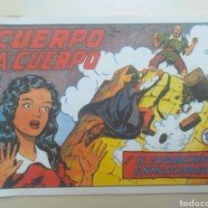 Tebeos: EL ESPADACHÍN ENMASCARADO - CUERPO A CUERPO - ED. VALENCIANA N°5. Lote 208967455