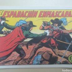 Tebeos: EL ESPADACHÍN ENMASCARADO FACSÍMIL - ED. VALENCIANA N°1. Lote 208967715