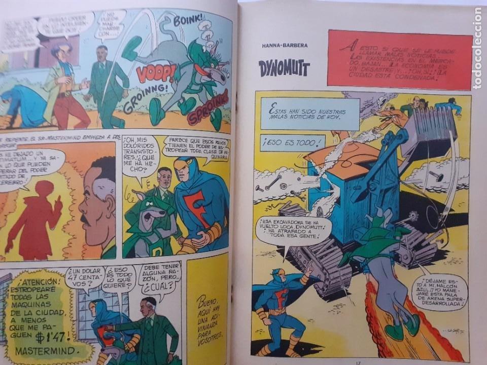 Tebeos: EL MARAVILLOSO MUNDO DE HANNA BARBERA-SCOOBY-DÚ- Nº 8 -1978-CORRECTO-DIFÍCIL-LEAN-3669 - Foto 5 - 209263717