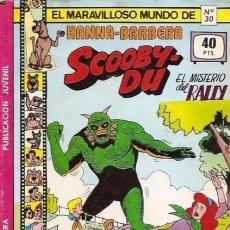 Tebeos: EL MARAVILLOSO MUNDO DE HANNA-BARBERA-SCOOBY-DÚ- Nº 30 -GRAN ALEX TOTH-1979-CORRECTO-DIFÍCIL-3671. Lote 220479460
