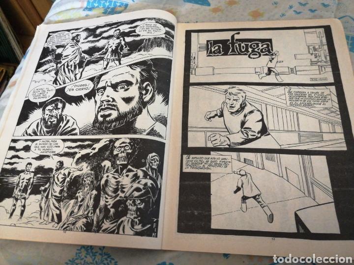 Tebeos: Cómic SOS. AÑO 1982. TERROR. - Foto 4 - 209351718