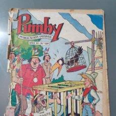 Tebeos: PUMBY 159 AÑO VI. Lote 209393623