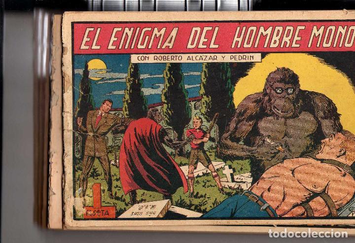 ROBERTO, ALCAZAR Y PEDRIN 1ª EPOCA DE 1 PTA Y I,25 (Tebeos y Comics - Valenciana - Roberto Alcázar y Pedrín)