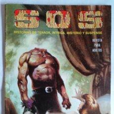 Tebeos: TEBEO COMICS SOS, RELATOS DE MISTERIO, FANTASIA, SUSPENSE Y TERROR, Nº 42, SEGUNDA EPOCA, AÑO 1980. Lote 209736261