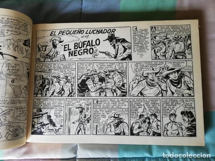 Tebeos: EL PEQUEÑO LUCHADOR - Foto 7 - 209860800