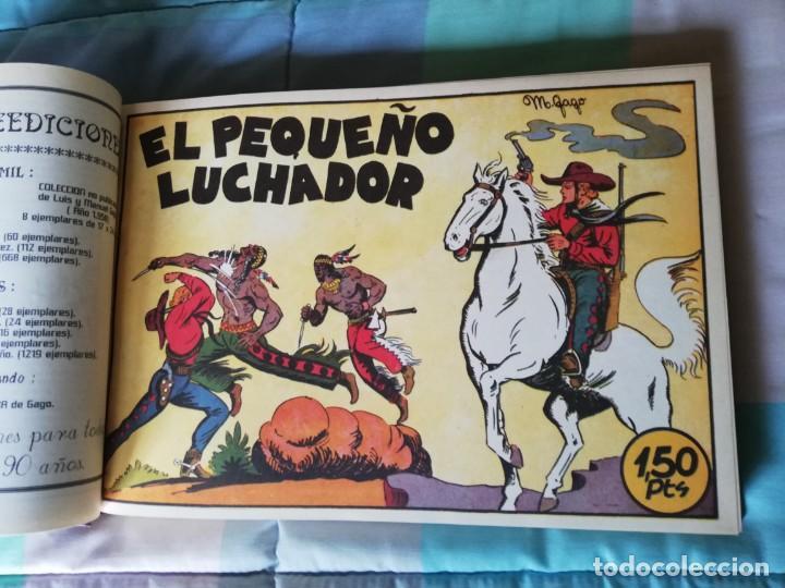 Tebeos: EL PEQUEÑO LUCHADOR - Foto 10 - 209860800